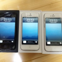 iphone5 MNP