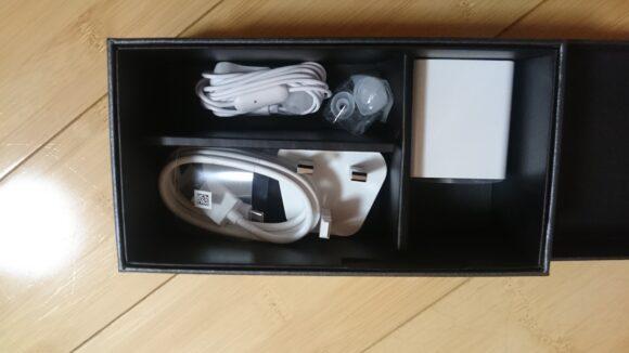 zenfone3付属品