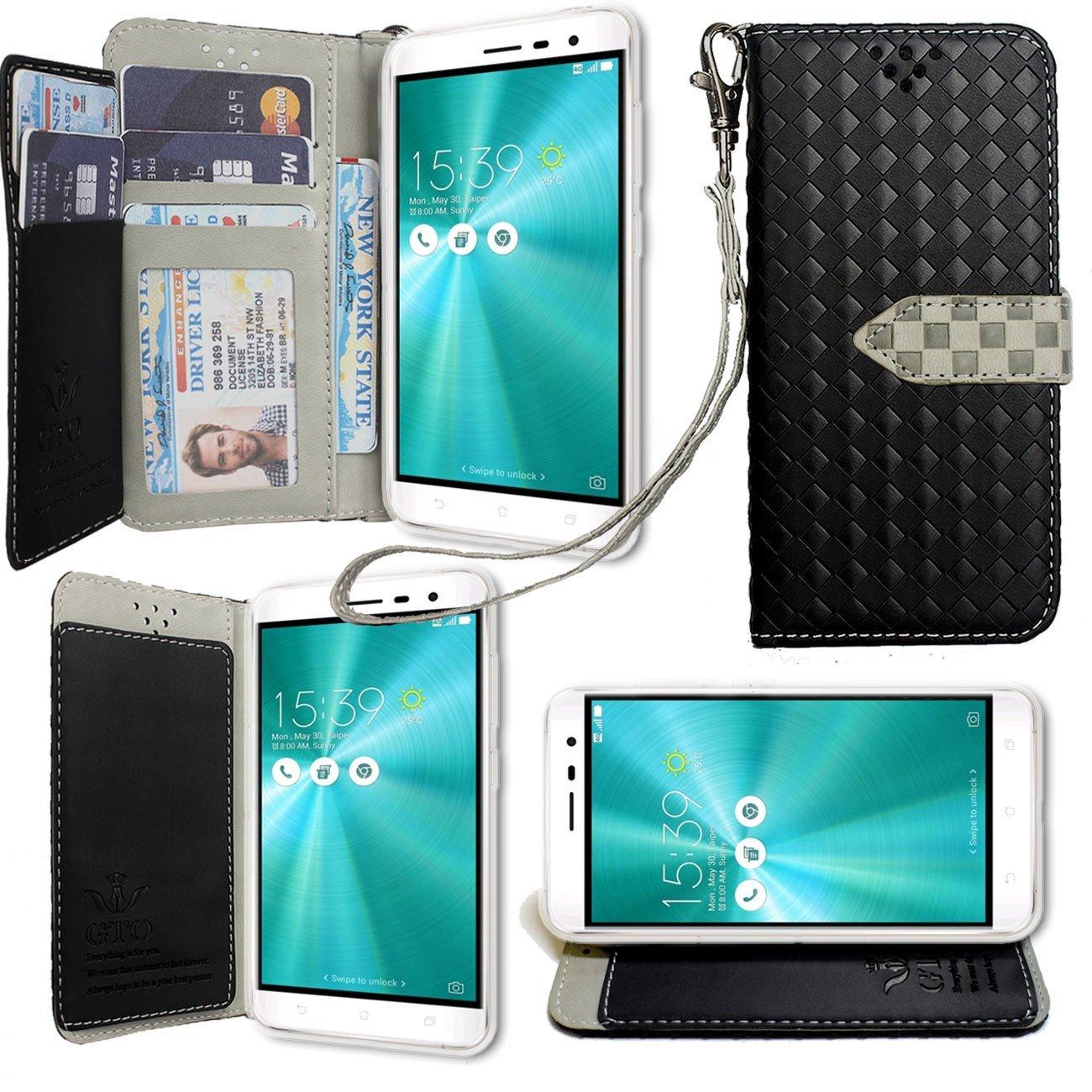 ASUS ZenFone 3 ZE552KL 手帳型ケース
