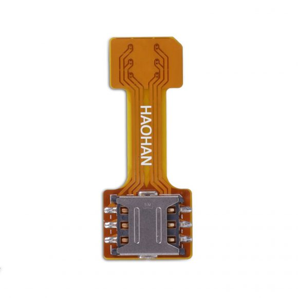 デュアルSIM アダプター マイクロSDカードアダプター