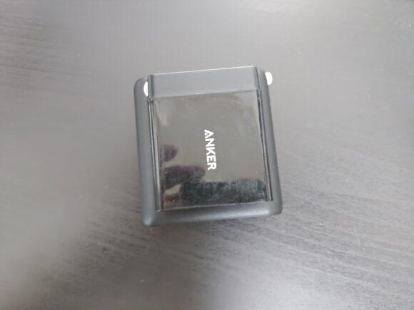 USBアダプタと充電器一体型モバイルバッテリー
