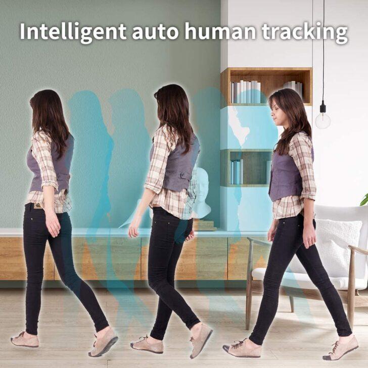 人間追跡機能