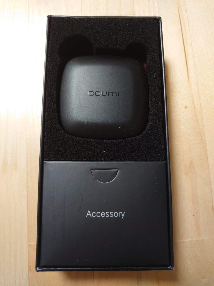 COUMI TWS-834A化粧箱
